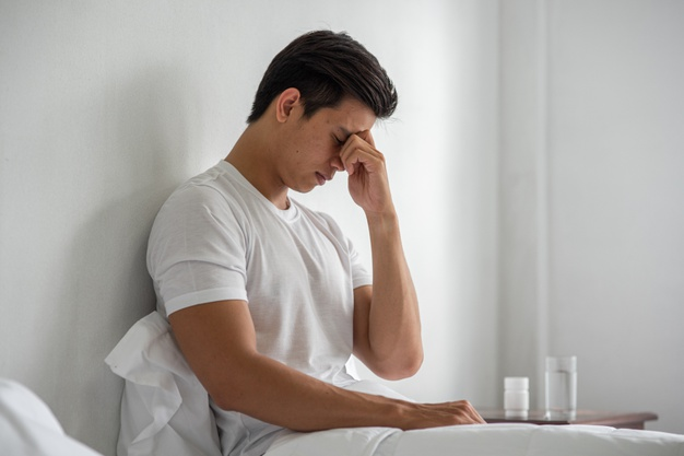 Homem tratamento homeopatia para depressao